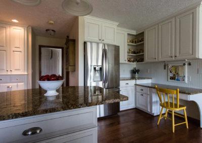 Classic White Kitchen2