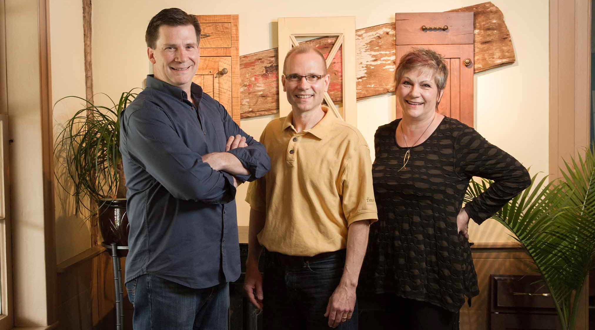 The French Creek Cabinetry & Design Team